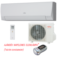 Fujitsu ASYG07LLCC / AOYG07LLCC oldalfali mono split klíma 2 kW