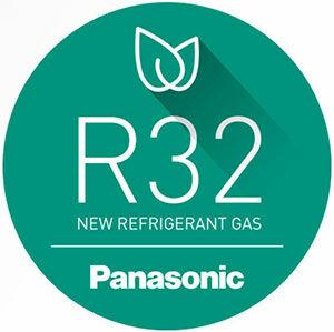 R32 Panasonic logo