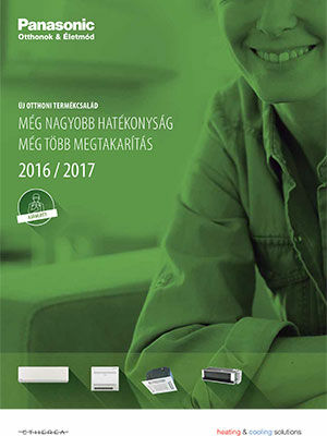 Panasonic Klíma Brossura