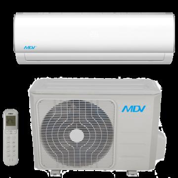 MDV RAG-035B-SP / RAG-035B-IU / RAG-035B-OU oldalfali mono split klíma 3.5 kW