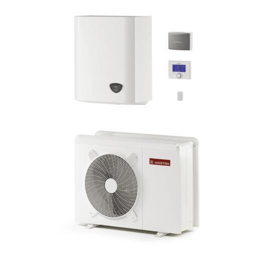 Ariston Nimbus Plus 40 S NET 1 fázisú osztott levegő-víz hőszivattyú 5.7 kW