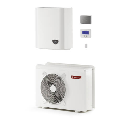 Ariston Nimbus Plus 70 S T NET 3 fázisú osztott levegő-víz hőszivattyú 11 kW