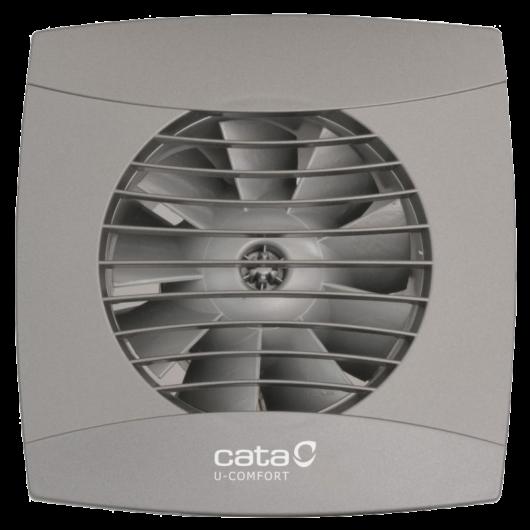 Cata UC-10 Timer Silver szellőztető ventilátor