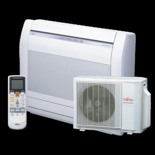 Fujitsu AGYG09LVCA / AOYG09LVCA parapet mono split klíma 2.6 kW