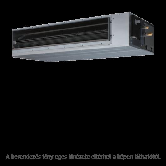 Fujitsu ARXG09KSLAP multi split klíma légcsatornás beltéri egység 2.5 kW
