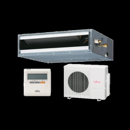 Fujitsu ARYG18LHTBP / AOYG18LBCA légcsatornás mono split klíma 5.2 kW