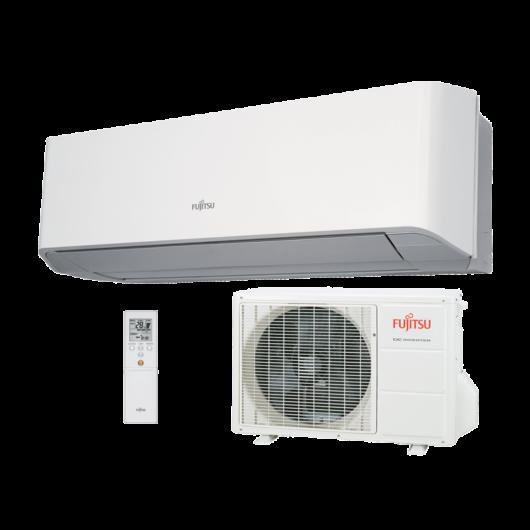 Fujitsu Compact ASYG14LMCE / AOYG14LMCE oldalfali mono split klíma 4 kW