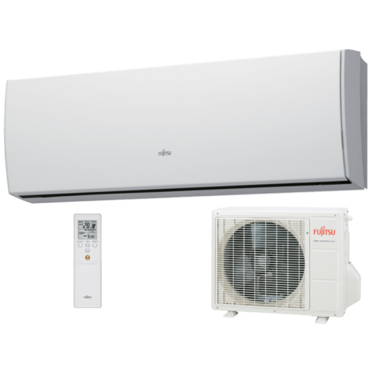 Fujitsu Design ASYG07LUCA / AOYG07LUCA oldalfali mono split klíma 2 kW