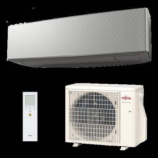 Fujitsu Design ASYG09KETA-B / AOYG09KETA oldalfali mono split klíma 2.5 kW