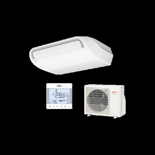 Fujitsu Eco ABYG18KRTA / AOYG18KATA mennyezeti mono split klíma 5.2 kW