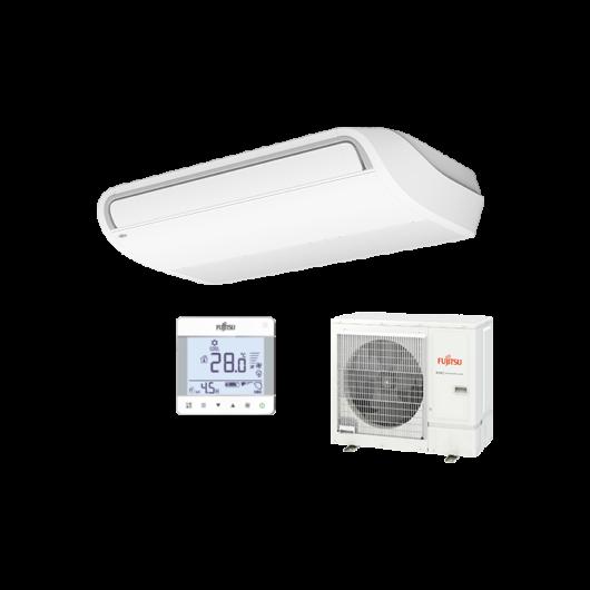 Fujitsu Eco ABYG30KRTA / AOYG30KATA mennyezeti mono split klíma 8.5 kW