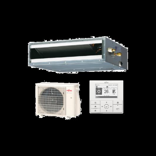 Fujitsu Eco ARXG12KLLAP / AOYG12KATA légcsatornás mono split klíma 3.5 kW