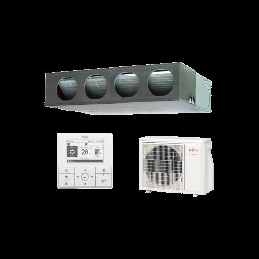 Fujitsu Eco ARXG24KMLA / AOYG24KATA légcsatornás mono split klíma 6.8 kW