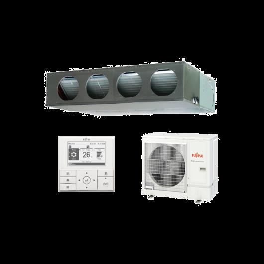 Fujitsu Eco ARXG30KMLA / AOYG30KATA légcsatornás mono split klíma 8.5 kW