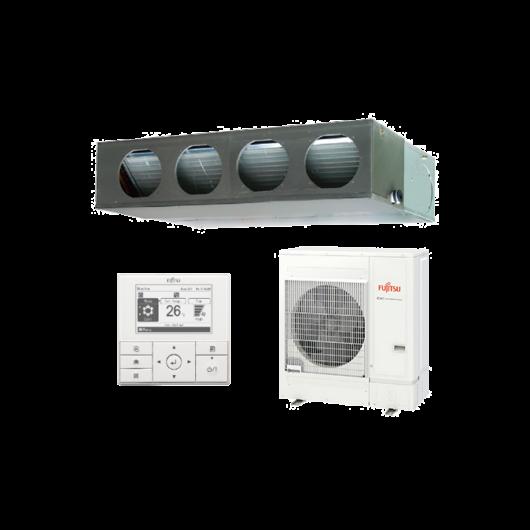 Fujitsu Eco ARXG45KMLA / AOYG45KQTA légcsatornás mono split klíma 12.1 kW