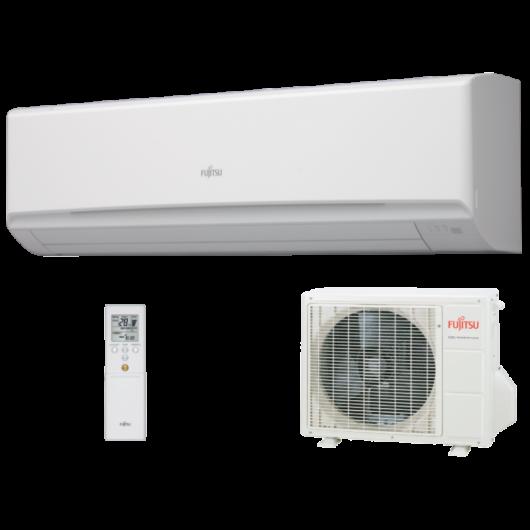 Fujitsu Server ASYG36LMTA / AOYG36LMTA oldalfali mono split klíma 9.4 kW