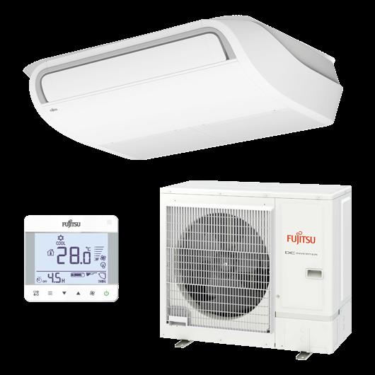 Fujitsu Standard ABYG36KRTA / AOYG36KBTB mennyezeti mono split klíma 9.5 kW