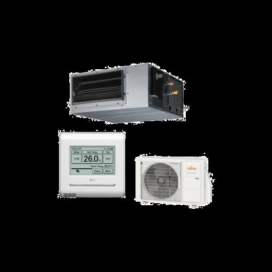 Fujitsu Standard ARXG12KHTAP / AOYG12KBTB légcsatornás mono split klíma 3.5 kW