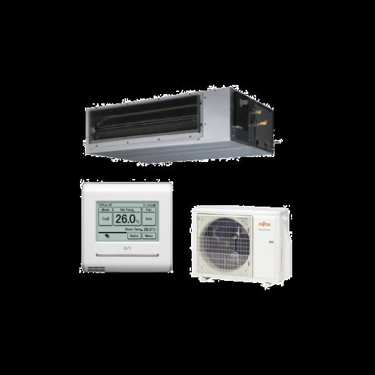 Fujitsu Standard ARXG22KHTAP / AOYG22KBTB légcsatornás mono split klíma 6 kW