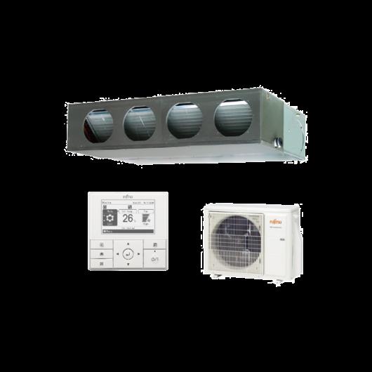 Fujitsu Standard ARXG22KMLA / AOYG22KBTB légcsatornás mono split klíma 6 kW