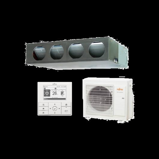 Fujitsu Standard ARXG24KMLA / AOYG24KBTB légcsatornás mono split klíma 6.8 kW