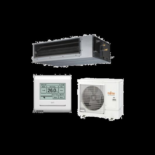 Fujitsu Standard ARXG30KHTAP / AOYG30KBTB légcsatornás mono split klíma 8.5 kW