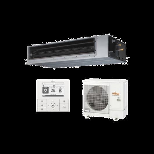 Fujitsu Standard ARXG36KHTAP / AOYG36KRTA légcsatornás mono split klíma 9.5 kW