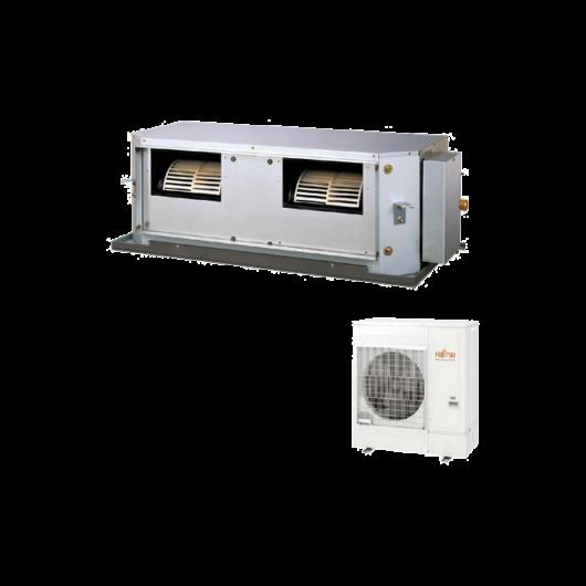 Fujitsu Standard ARXG45KHTA / AOYG45KRTA légcsatornás mono split klíma 12.1 kW