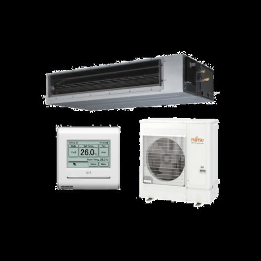 Fujitsu Standard ARXG45KHTAP / AOYG45KBTB légcsatornás mono split klíma 12.1 kW