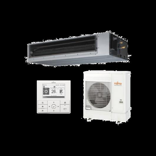 Fujitsu Standard ARXG45KHTAP / AOYG45KRTA légcsatornás mono split klíma 12.1 kW