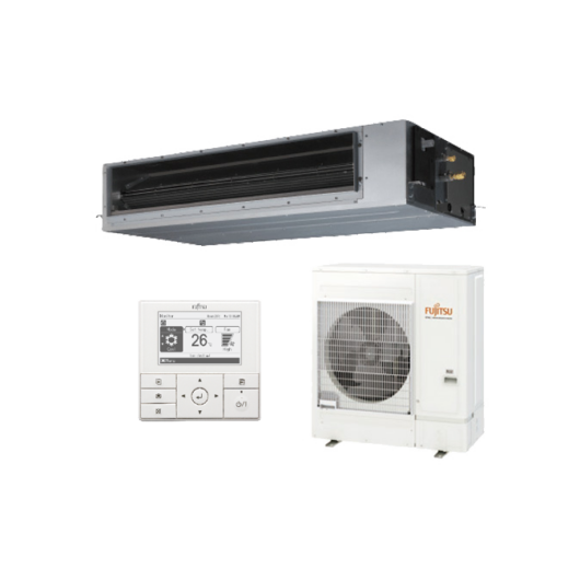 Fujitsu Standard ARXG54KHTAP / AOYG54KRTA légcsatornás mono split klíma 13.4 kW