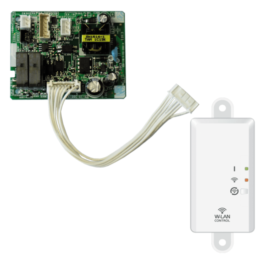 Fujitsu UTY-TFNXZ1 & UTY-XCBXZ2 WiFi modul és kommunikációs kártya szett