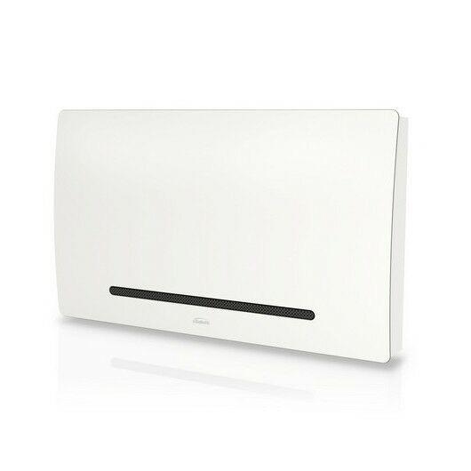 Galletti Art-U 40 fehér színű parapet / konzol fan coil folytonos felső ráccsal