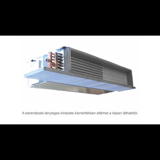 Galletti PWN 34 PWN 3V 4R közepes nyomású légcsatornázható fan coil