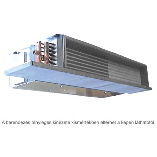 Galletti PWN 36 PWN 3V 6R közepes nyomású légcsatornázható fan coil