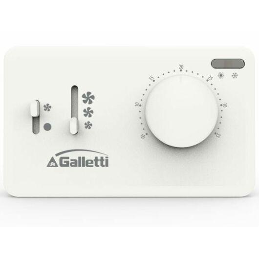 TED 10 beépíthető termosztát készlet Art-U Fancoilokhoz (szürke)