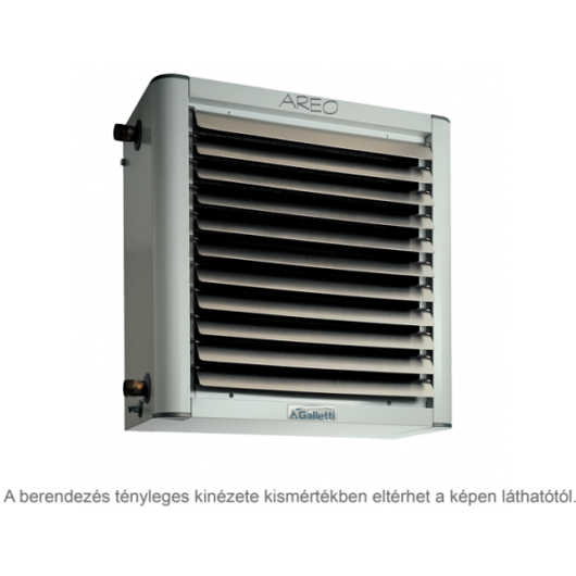 Galletti AREO 24 A6 1F P0 termoventilátor