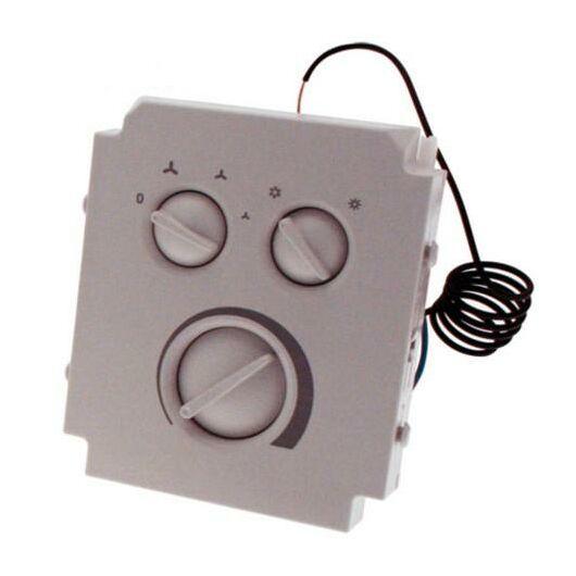 Galletti TIB beépíthető légoldali mechanikus termosztát