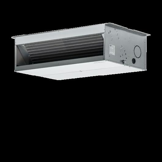 Galletti UTN 8 DF magasnyomású légcsatornázható 4 csöves fan coil