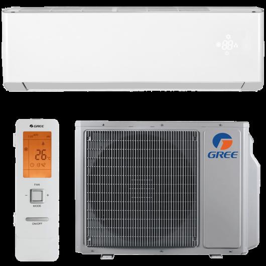 Gree Amber Royal GWH18YE-S6DBA1B oldalfali mono split klíma 5.3 kW