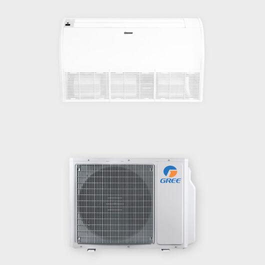 Gree GUD50ZD/A-T / GUD50W/NhA-T parapet mono split klíma 5 kW