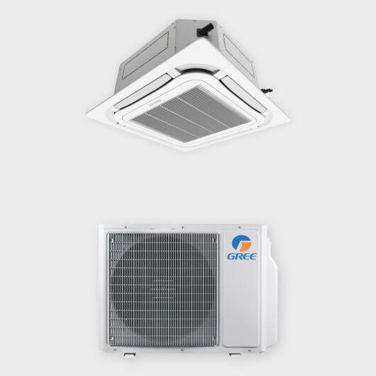 Gree GUD71T/A-T / GUD71W/NhA-T kazettás mono split klíma 7 kW