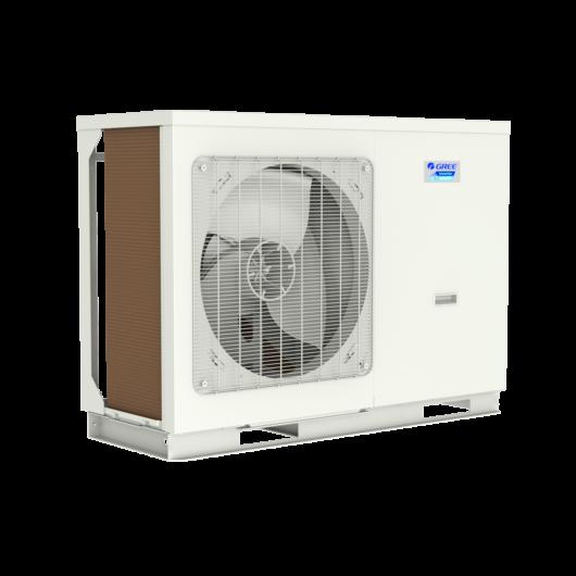 Gree Versati III GRS-CQ14Pd/NhG-M 3 fázisú monoblokkos levegő-víz hőszivattyú 14 kW