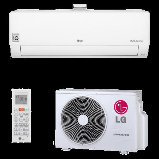 LG Air Purifying AP09RT.SP oldalfali mono split klíma 2.5 kW