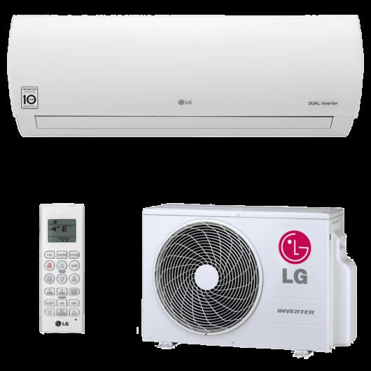 LG Athena F12MT.SP oldalfali mono split klíma 3.5 kW