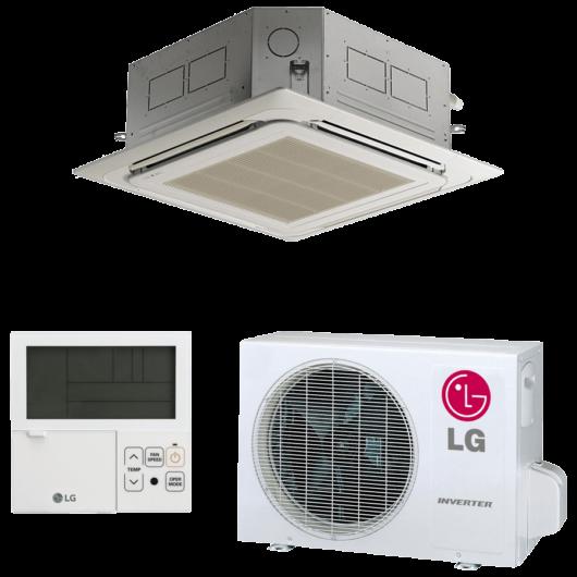 LG CT12F/UUA1 Standard kazettás mono split klíma 3.5 kW