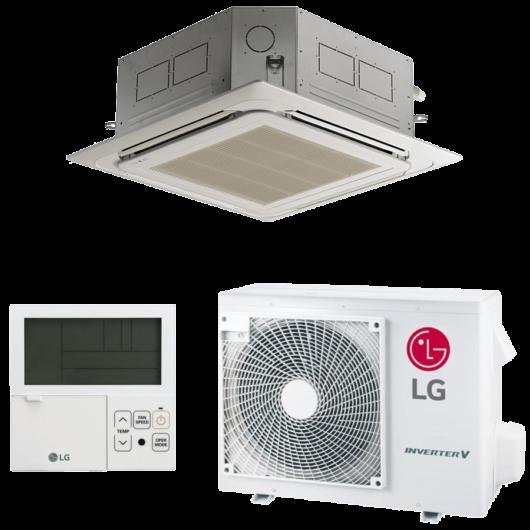 LG CT24F/UUB1 Compact kazettás mono split klíma 7.1 kW