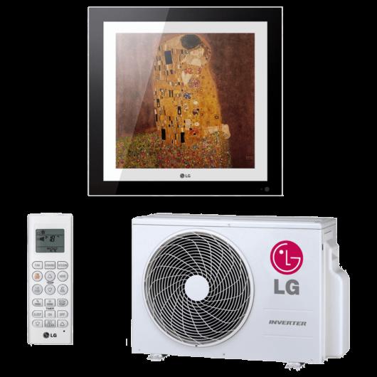 LG ArtCool Gallery A09FT.SP oldalfali mono split klíma 2.5 kW