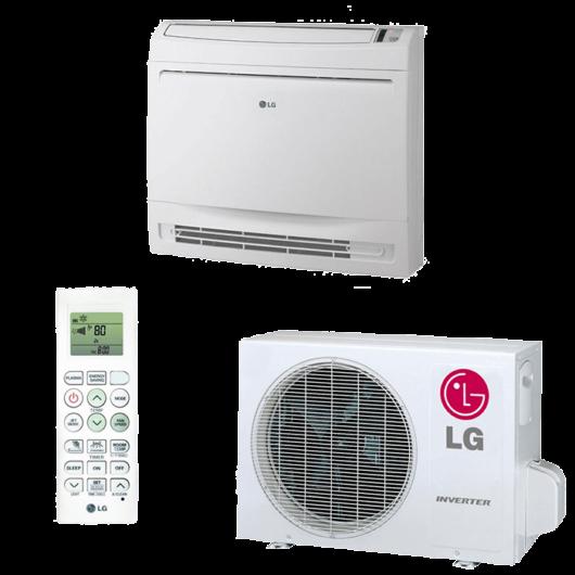 LG UQ12F/UUA1 Standard parapet mono split klíma 3.5 kW