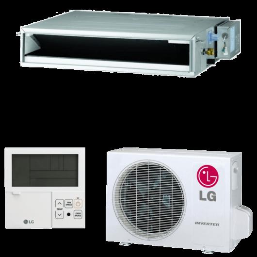 LG CM18F/UUA1 Compact légcsatornás mono split klíma 5 kW